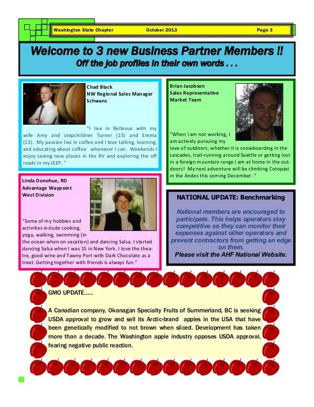 AHF Newsletter October 2013 Slide 3