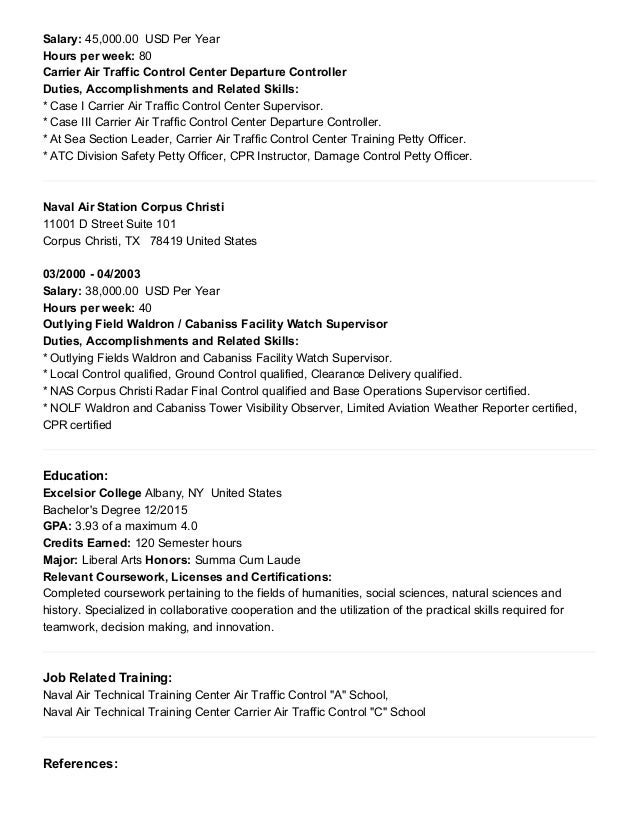 Matthew William Hubbell Resume