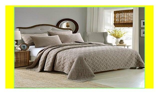 Bettüberwurf Für Doppelbett.Unimall 3 Tlg Gesteppt Tagesdecke Bettuberwurf Aus 100 Baumwolle S