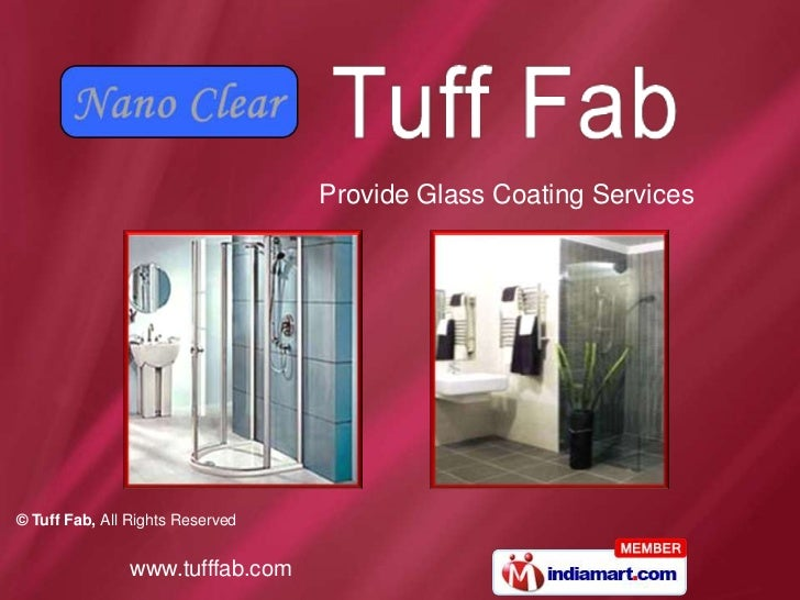 Provide Glass Coating Services<br />
