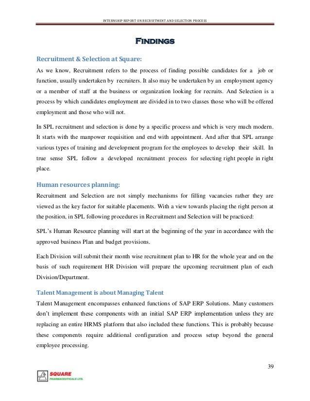 Internship report beximco pharmaceuticals ltd