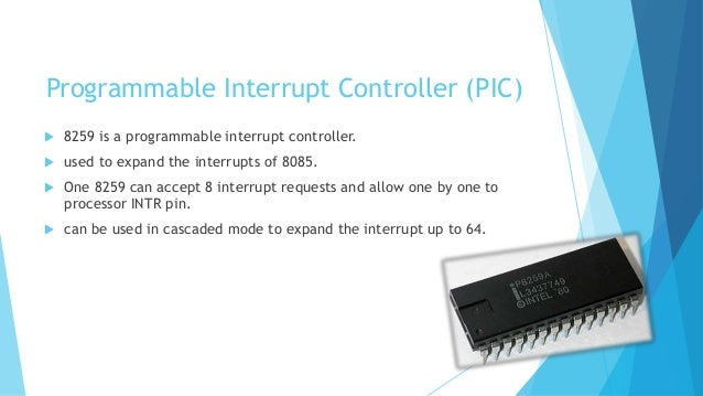 8259 Programmable Interrupt Controller Download