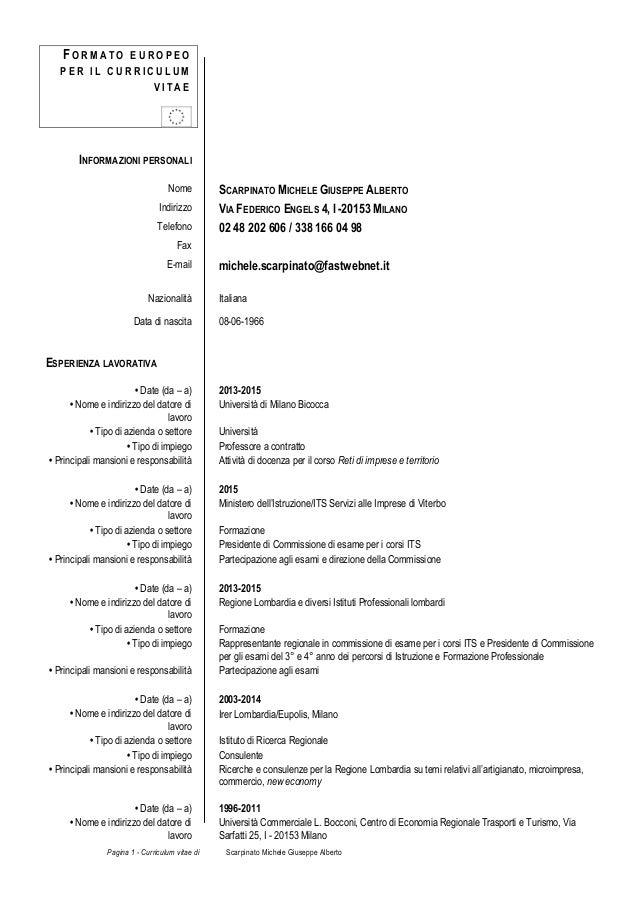 B Cv Europeo Michele Scarpinato 2 09 2015