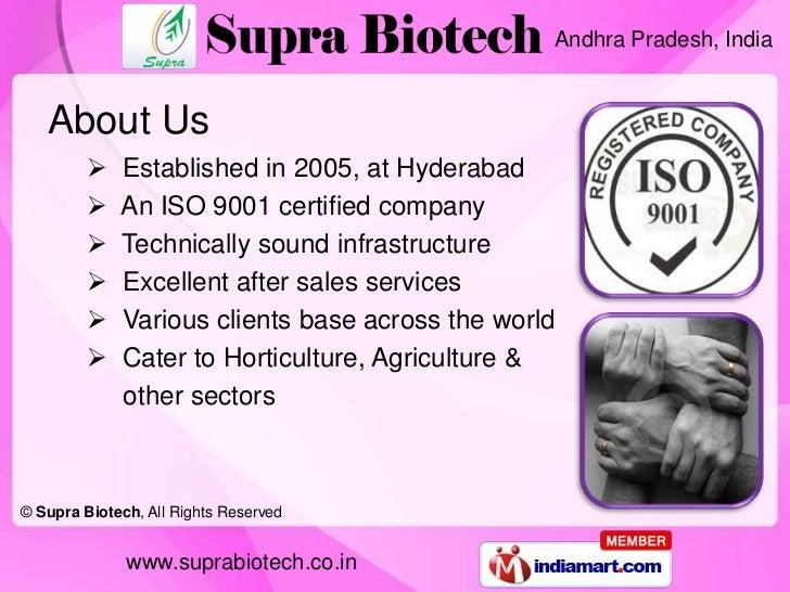 About Us<br /><ul><li>  Established in 2005, at Hyderabad