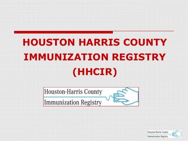 Informatics Assessment of an Immunization registry