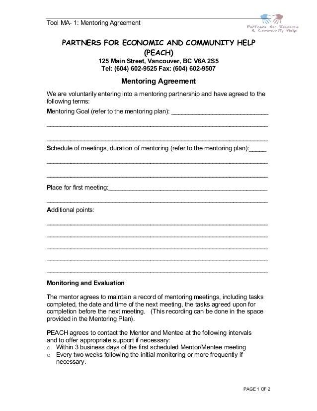 Peach Mentorshipprogramcomplete