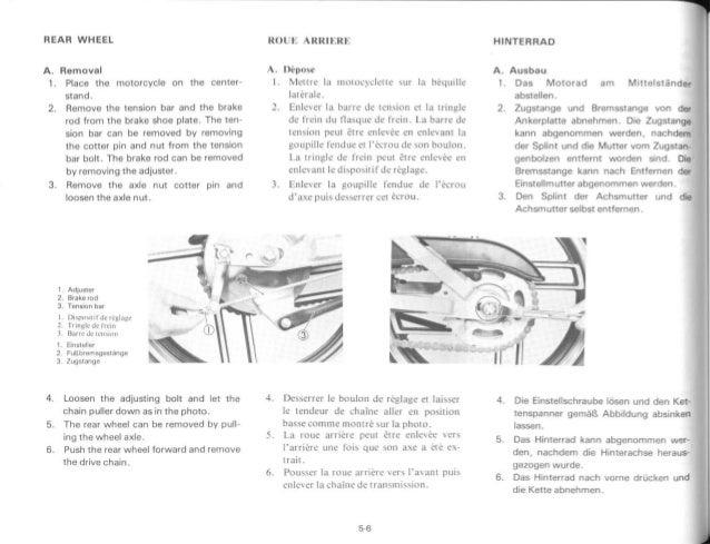 Radlager Satz vorn Yamaha  XS400 /& Maxim   1977-81  400 ccm
