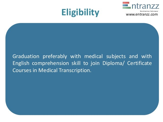 how to get a medical transcription job with no experience