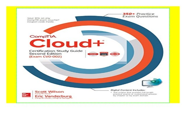 Comptia Cloud+ Study Guide Pdf