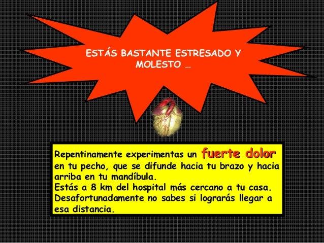 Para evitar ataques al corazon Slide 2