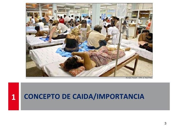 1 CONCEPTO DE CAIDA/IMPORTANCIA                                  3