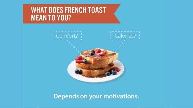 So, what's for breakfast?  VS  VS