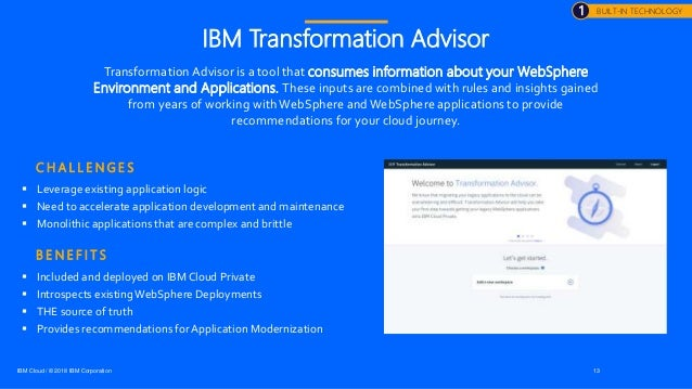 8311: Transform the Enterprise with IBM Cloud Private