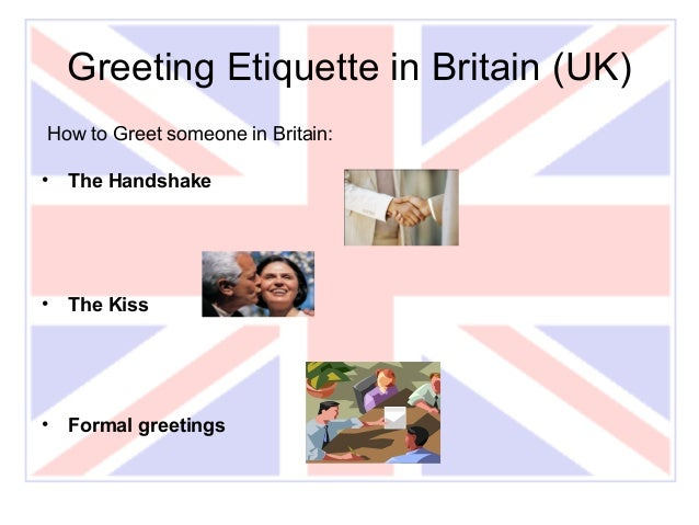 British culturerosa greeting etiquette in britain uk how m4hsunfo