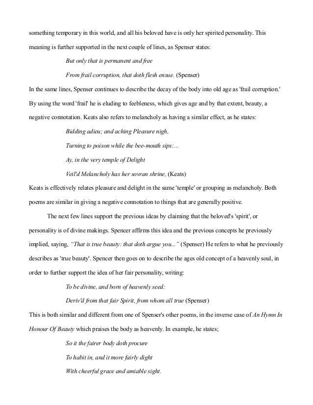 amoretti sonnet 1 analysis