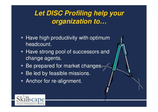 SS-DISC Services Slide 2