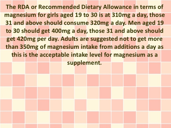 Best Form of Magnesium for Absorption