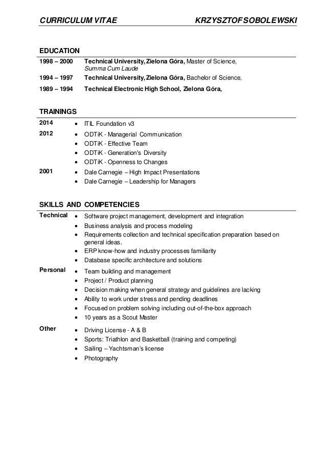 CV - K.Sobolewski v07 ENG Slide 2