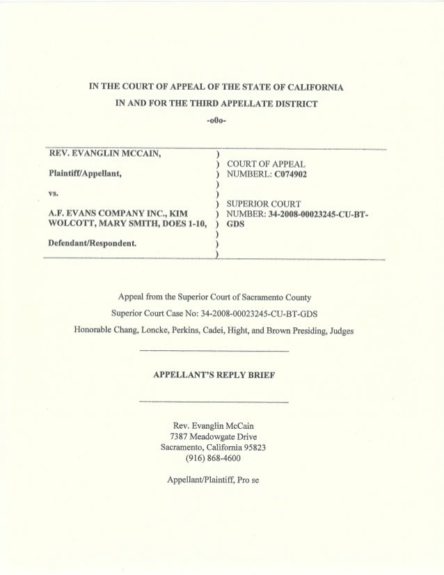 McCain.Reply Brief.Brief Sent to Court