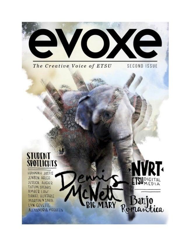 Evoxe Magazine