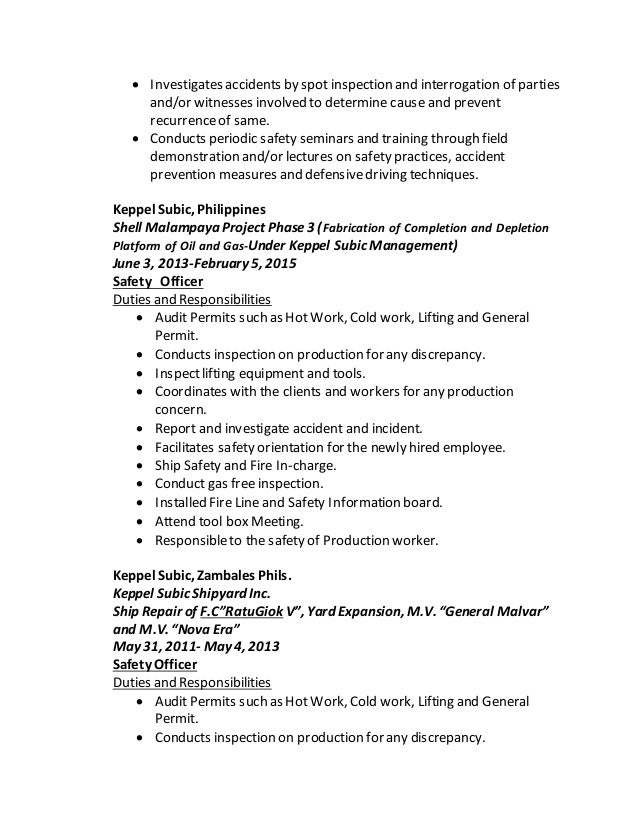 Magnificent Accident Management Resume Ensign - Administrative ...