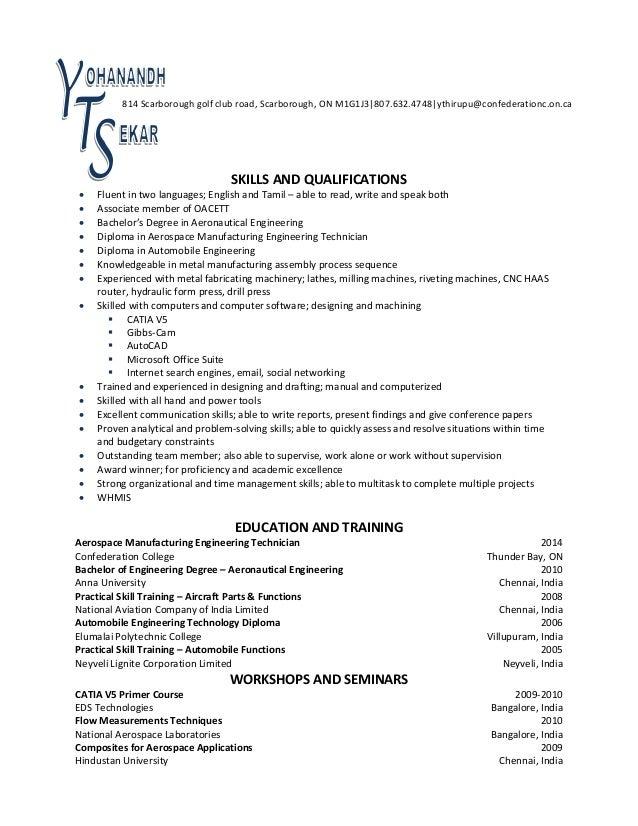 yohanandh resume