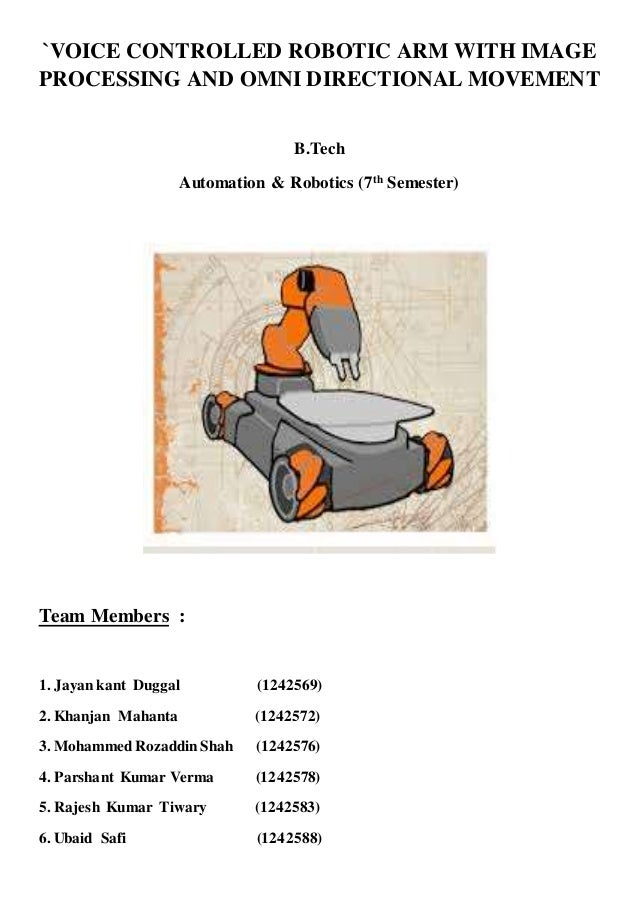 ROBOTIC ARM WITH VOICE CONTROLLED AND IMAGE PROCESSING (1)