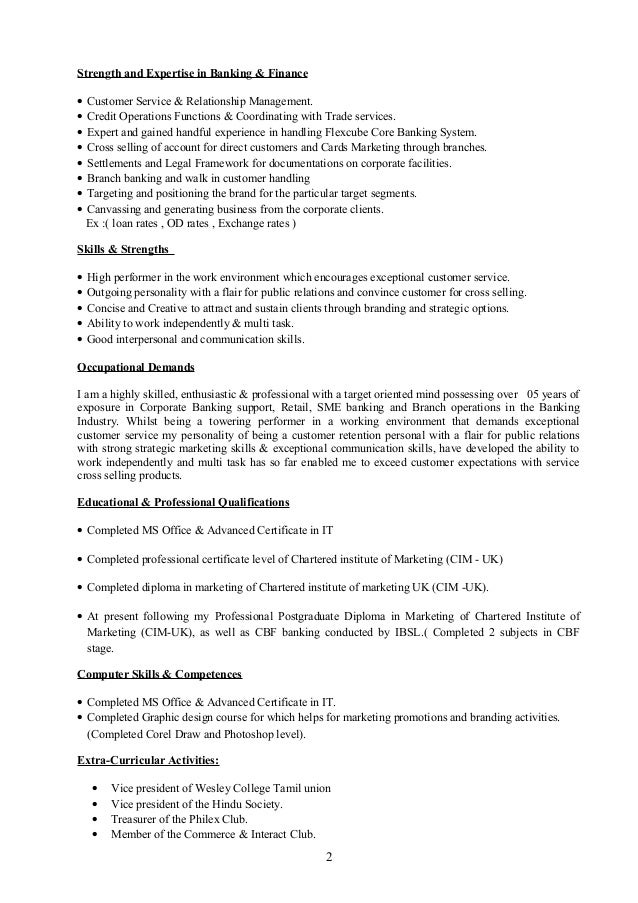 Professional Qualifications On Cv Best Essay Writing