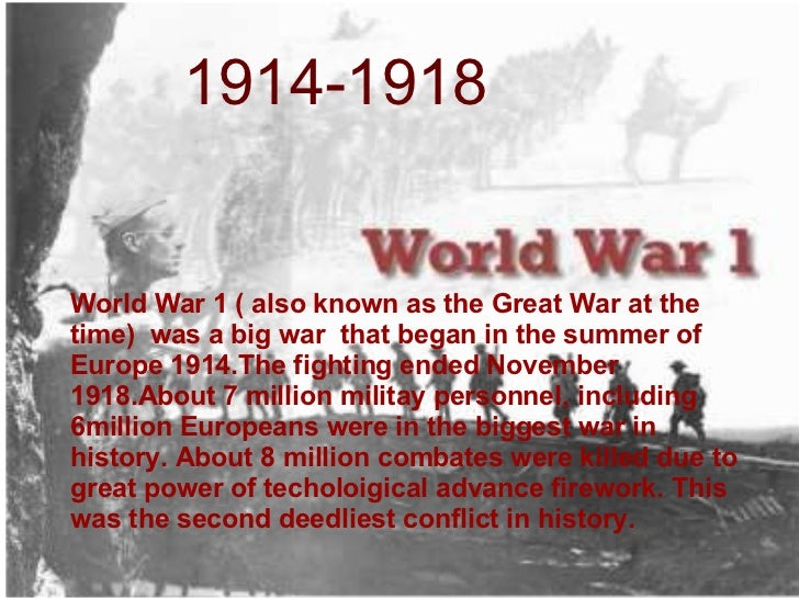 ww1 a tragic and unnecessary conflict Essays - largest database of quality sample essays and research papers on world war 1 unnecessary.
