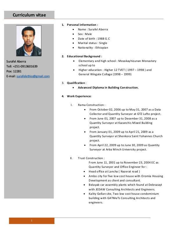 Fein Probe Lebenslauf Für Assistant Professor Position In ...