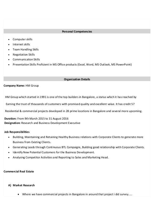 Keyword Optimization Resume Pdf