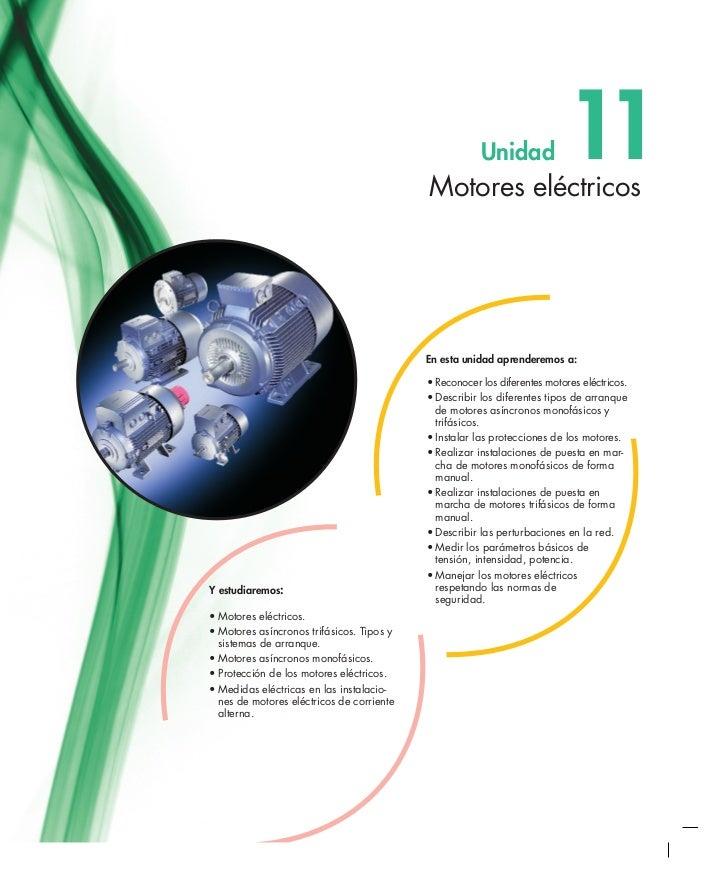 Unidad                                           Motores eléctricos                                                       ...