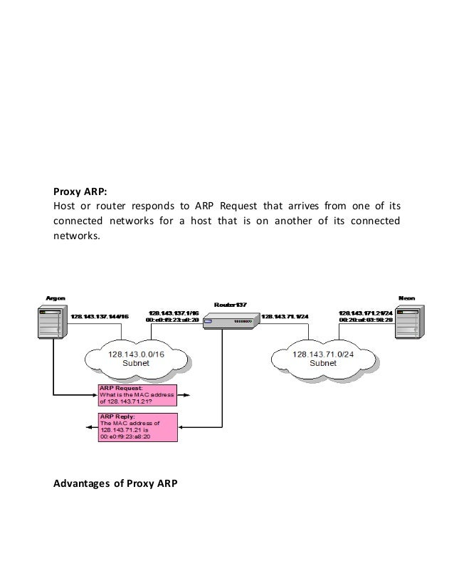 what is arp protocol pdf