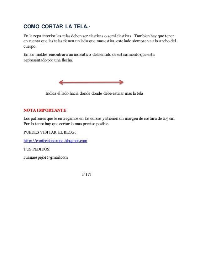 84582140 introcuccion-a-confeccionar-ropa-interior