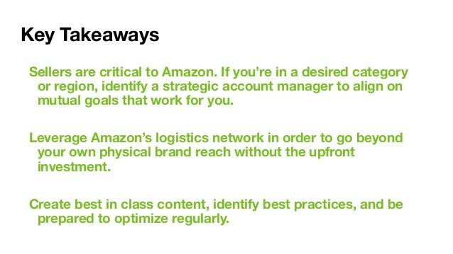 Amazon Strategies January 2019 | 23andme