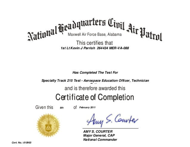 civil air patrol specialty track 215 aerospace education. Black Bedroom Furniture Sets. Home Design Ideas