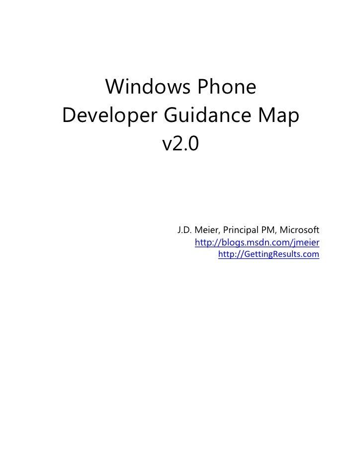 windows phone-developer-guidance-map- 2-d00_-v2