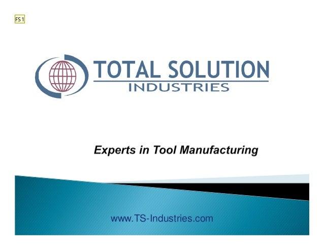 www.TS-Industries.com FS1