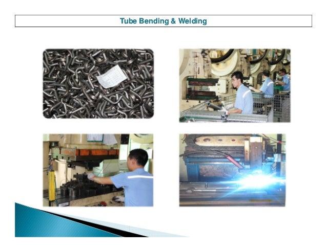 Tube Bending & WeldingTube Bending & Welding