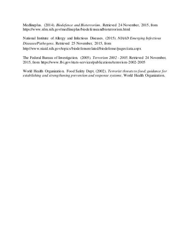 term paper on terrorism View essay - terrorism research paper from english english at smithtown  high school-west ladigoski 1 christian ladigoski mrs jacobsen.