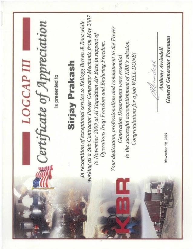 Certificate kbr appreciation certificate kbr yadclub Gallery