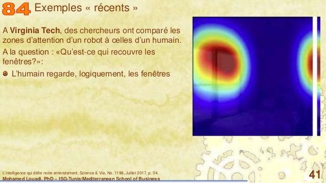Mohamed Louadi, PhD – ISG-Tunis/Mediterranean School of Business 41 A Virginia Tech, des chercheurs ont comparé les zones ...