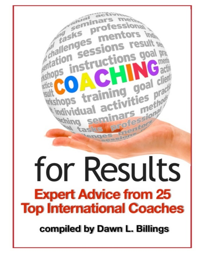 Coaching for Results 1