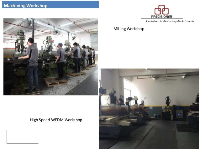 Presentation of Die Casting Mold Precisioner Company