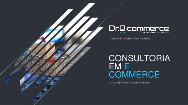 CONSULTORIA EM E- COMMERCE