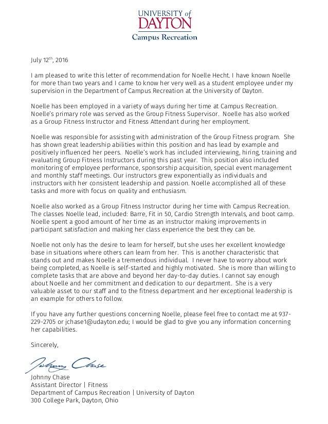 Letter Of Recommendation For Student Worker from image.slidesharecdn.com