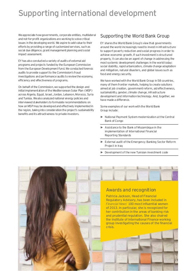 EY EMEIA FS Corporate Sustainability Report FY2013_FINAL
