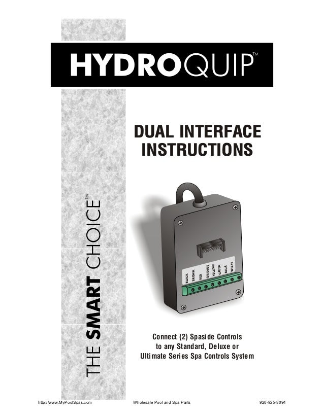 DUAL INTERFACE                             INSTRUCTIONS                                                                   ...