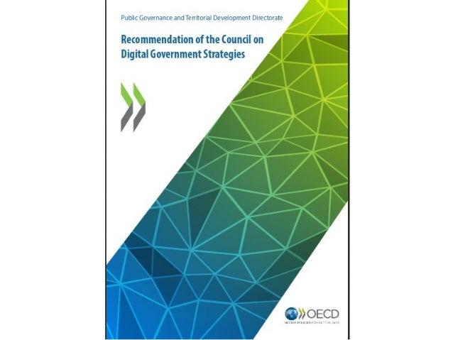 OCDE e Governo Digital