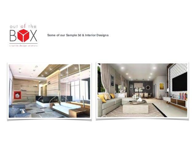 Interior design company profile template pdf www for Architecture and interior design company